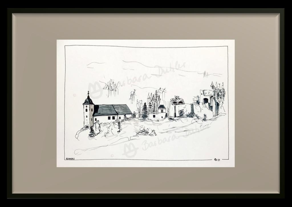 Rehberg, Tinte, A4